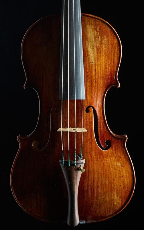 Geige von Tomas Pospichal 2013 - Joseph Guarneri