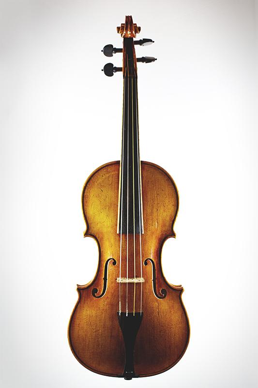 Barock Geige von Tomas Pospichal 2007 - Jacobus Steiner